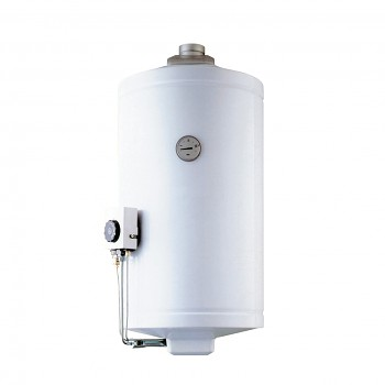 Enbra BGM/10Q - 100 l závěsný plynový ohřívač s odtahem spalin do komína