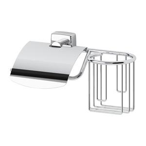 Santech Allianz Esperado - ESP 053 - Držák toaletního papíru s krytem a držák osvěžovače vzduchu