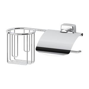 Santech Allianz Esperado - ESP 054 - Držák osvěžovače a toaletního papíru s krytem