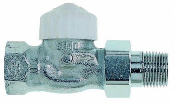 "Heimeier termostatický ventil V-EXAKT II přímý 3452-02.000 DN 15 - 1/2"""