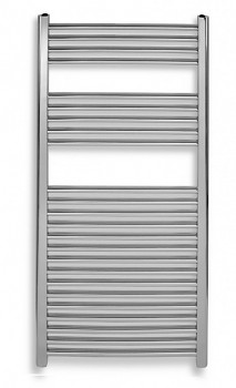 Novaservis 450/1200/R.0 + DOPRAVA ZDARMA - Koupelnové otopné těleso rovné - chrom