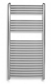 Novaservis 600/1200/R,0 + DOPRAVA ZDARMA - Koupelnové otopné těleso rovné - chrom