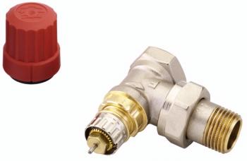 "Danfoss termostatický ventil rohový 013G0013 DN 15 - 1/2"""