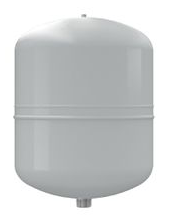 Reflex topná expanzní nádoba NG 18/6 šedá
