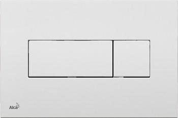 Alcaplast Alcatlačítko M372 - Ovládací tlačítko pro předstěnové instalační systémy chrom-mat