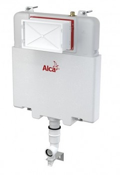 Alcaplast AM1112 Basicmodul Slim - WC nádrž pro zazdívání