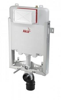 Alcaplast AM1115/1000 Renovmodul Slim – Předstěnový instalační systém pro zazdívání