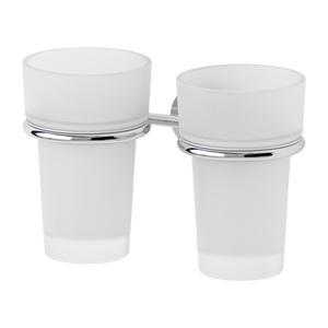 Santech Allianz Vizovice - VIZ 007 - Držák skleničky - dvojitý (sklo)