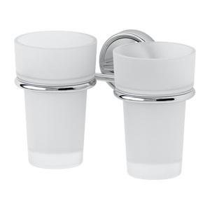 Santech Allianz Ellea - ELL 007 - Držák skleničky - dvojitý (sklo)