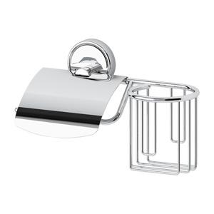 Santech Allianz Ellea - ELL 053 - Držák toaletního papíru s krytem a držák osvěžovače vzduchu