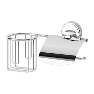 Santech Allianz Luxia - LUX 054 - Držák osvěžovače vzduchu a držák t.papíru s krytem