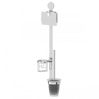 Santech Allianz Harmonie - HAR 054 - WC souprava s toaletní štětkou