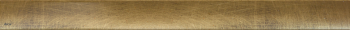 Alcaplast DESIGN-650ANTIC - Rošt pro liniový podlahový žlab (bronz-antic)