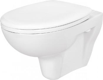 WC mísa závěsná DIANFLEX Viola - s vodorovným odpadem