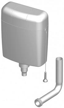 Splachovací WC nádržka univerzální SLOVPLAST P-2466AB UNI