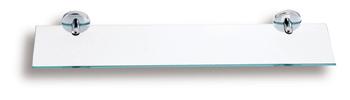 Novaservis Novatorre 1 - 6140,0 - Polička rovná chrom *