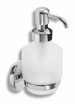 Novaservis Novatorre 1 - 6150,0 - Dávkovač mýdla sklo chrom