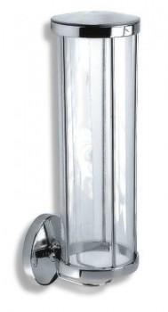 Novaservis Novatorre 1 - 6172,0 - Zásobník na kosmetické tampony - sklo