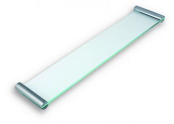 Novaservis Novatorre 2 - 6240,0 - Polička rovná - chrom-sklo čiré