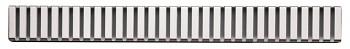 Alcaplast LINE-650L - Rošt pro liniový podlahový žlab (nerez lesk)