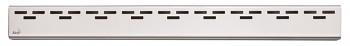 Alcaplast HOPE-650L - Rošt pro liniový podlahový žlab (nerez lesk)