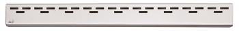 Alcaplast HOPE-1050M - Rošt pro liniový podlahový žlab (nerez mat)