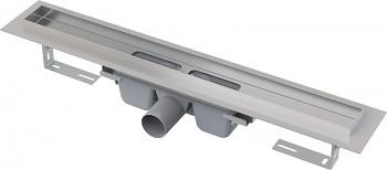 Alcaplast APZ6-550 Professional - Podlahový žlab s okrajem pro plný rošt