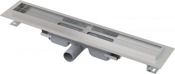 Alcaplast APZ106-550 Professional Low - Podlahový žlab s okrajem pro plný rošt