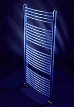 Thermal Trend KO 1290/450 - Koupelnové otopné těleso - žebřík - 1290x450